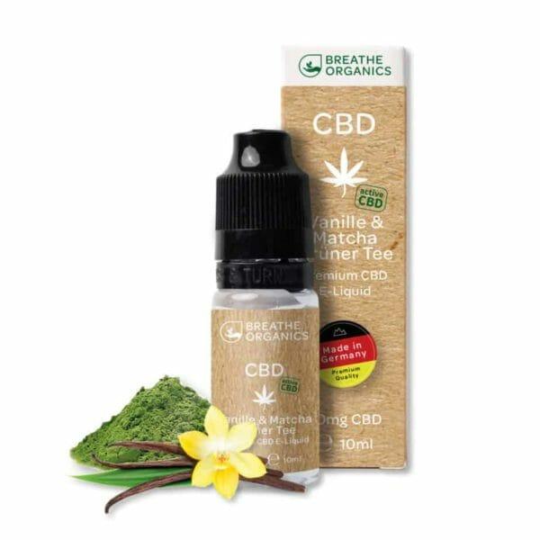 CBD_Liquid_Breathe_Organics_Vanille_Matcha