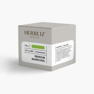 HERBLIZ CBD Bath Bomb - 150mg