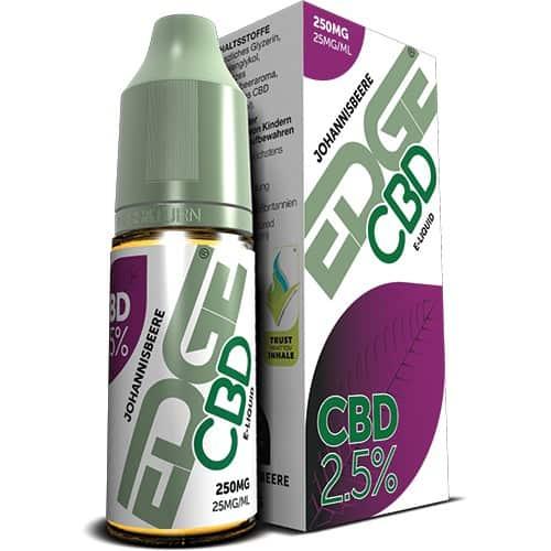 Edge CBD 250 mg eLiquid - Johannisbeere