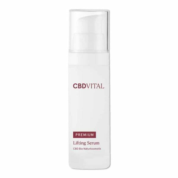Bild: CBD Vital Kosmetik Lifting Serum