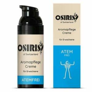 Bild: Osiris Atemfrei – Aromapflege Creme