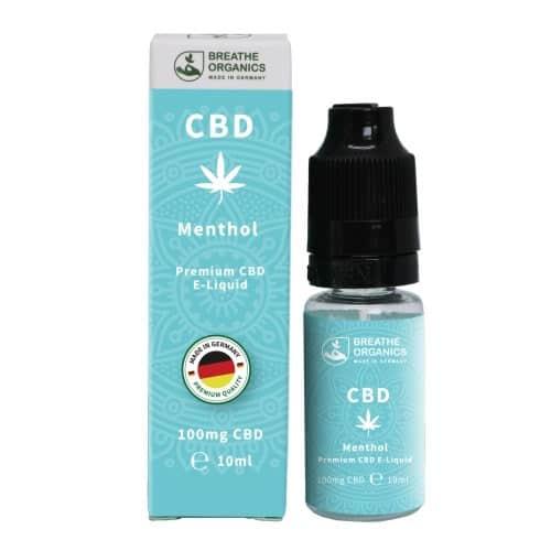 Breath Organics CBD eLiquid