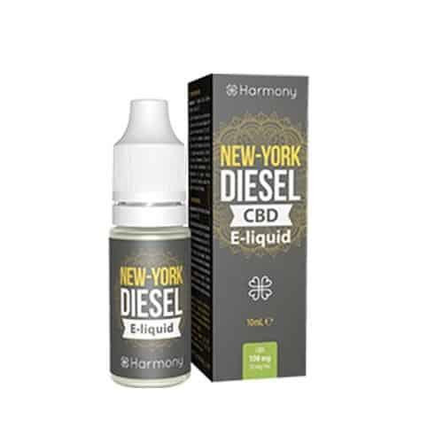 CBD E-Liquid (100mg) - Harmony