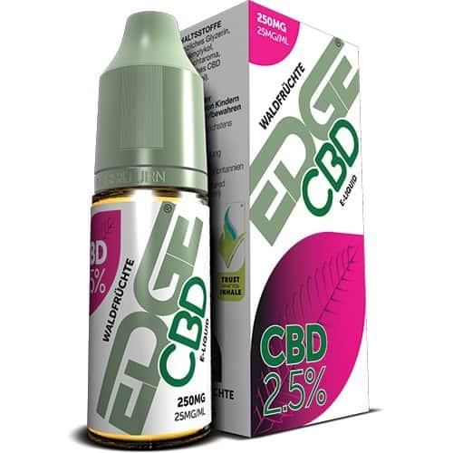 Edge CBD 250 mg eLiquid - Waldfruechte